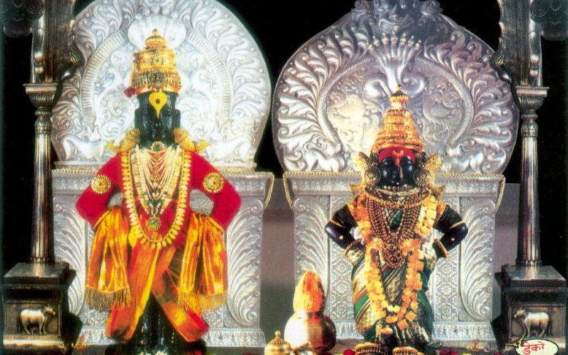 Shree Vittal Rukhamani Mandir