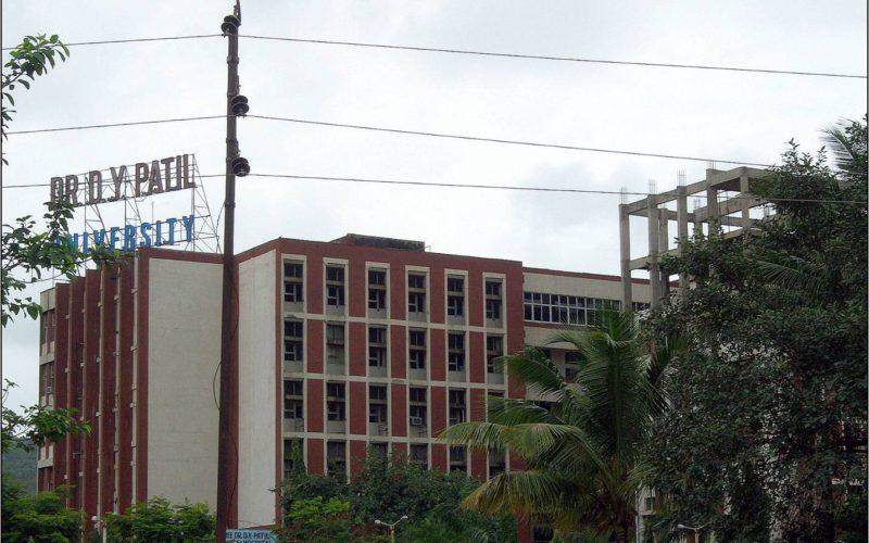 D Y college navi mumbai