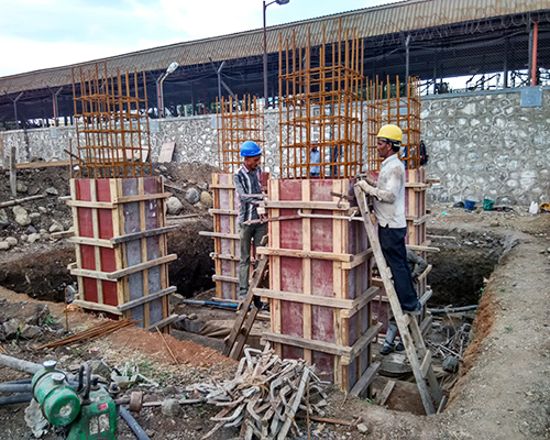 Tower Foundation Contractors