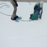 PVC Membrane Waterproofing.